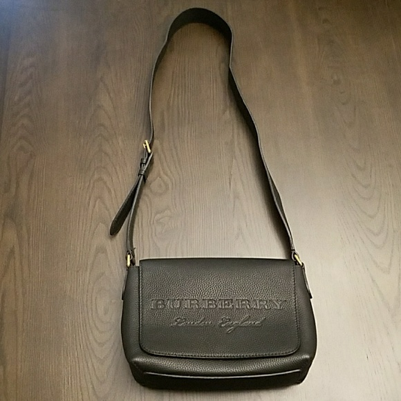 e527e944b98 Burberry Handbags - Burberry Small Burleigh Leather Crossbody Bag